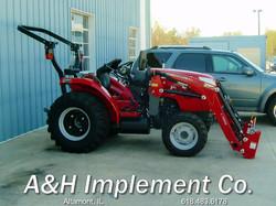 Massey Tractor 2016 - 2