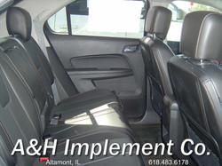 2012 Chevrolet Equinox LT - Silver 5