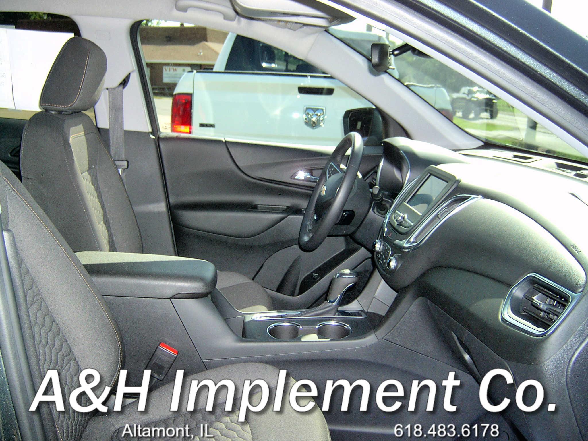 2020 Chevrolet Equinox Lt - Gray 4