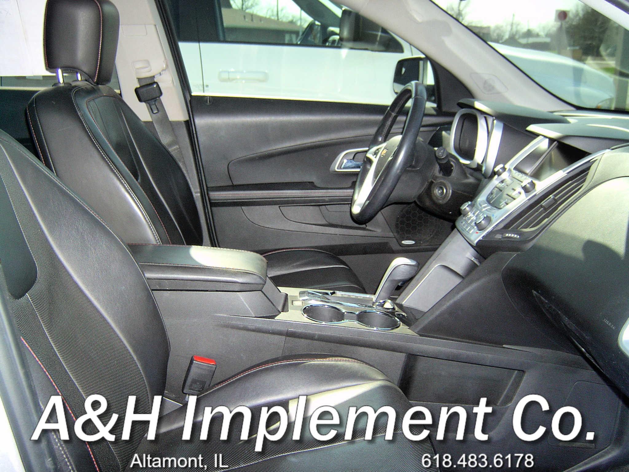 2012 Chevrolet Equinox LT - Silver 4