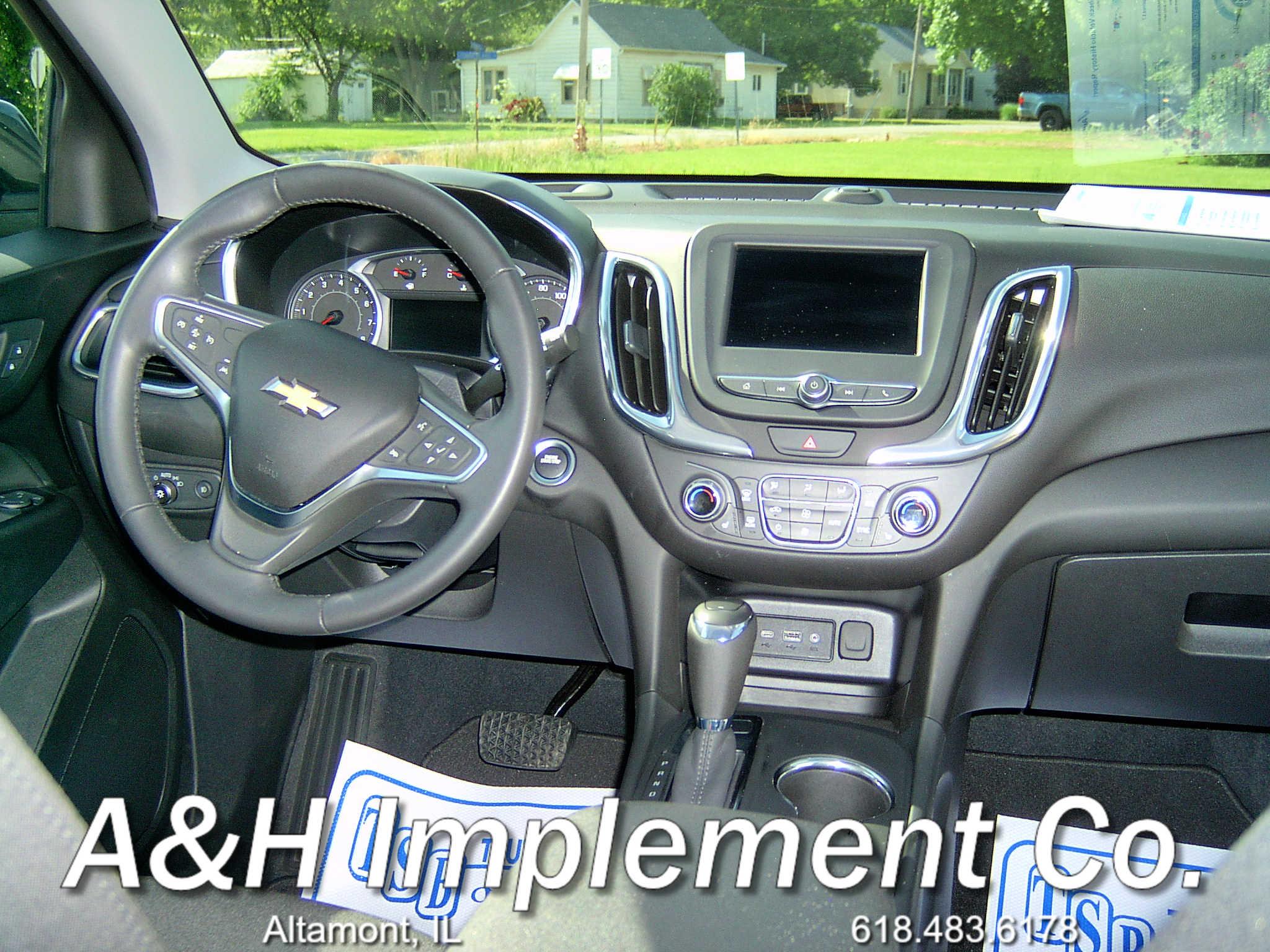 2020 Chevrolet Equinox Lt - Gray 3