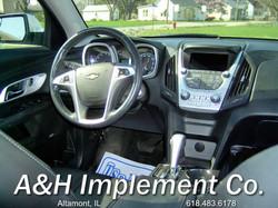 2012 Chevrolet Equinox LT - Silver 3