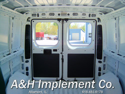 2019 RAM Promaster 1500 Cargo Van - whit