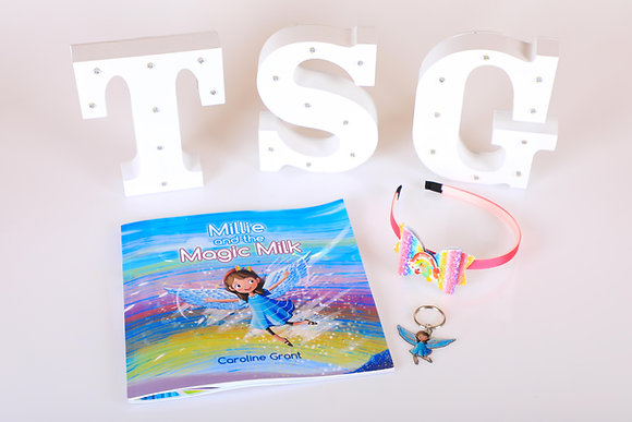 Millie and the Magic Milk Gift Set