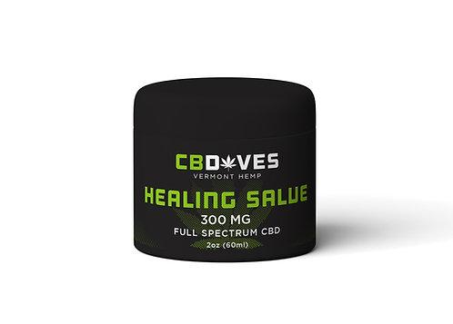 WS- Healing Salve - Patchouli Cedarwood (12 count)