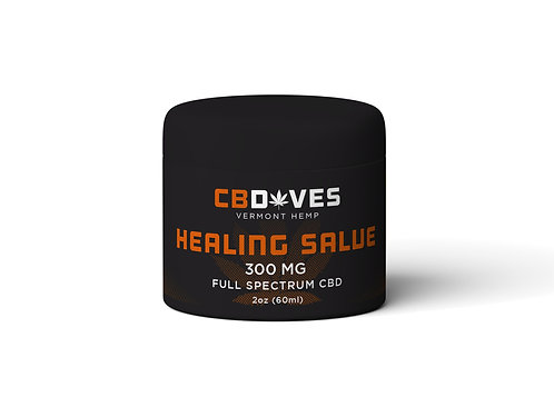 WS - Healing Salve - Cinnamon Orange Clove (12 count)