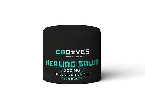 WS - Healing Salve - Menthol Eucalyptus (12 count)