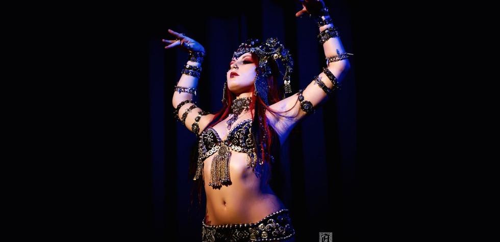 Ethel. TribalFestion: Vienna International Dance Event