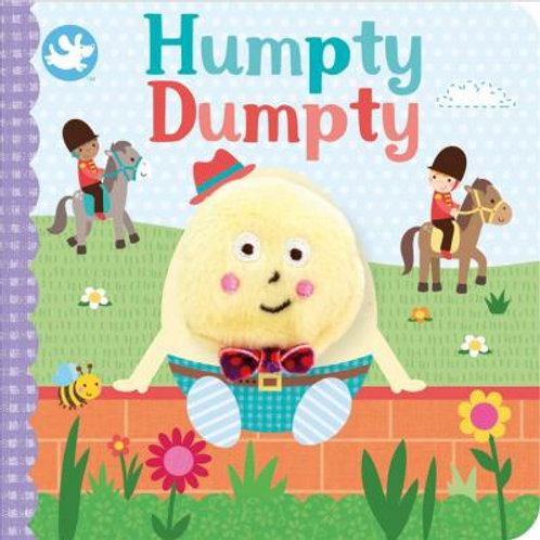 Finger Puppet Book - Humpty Dumpty