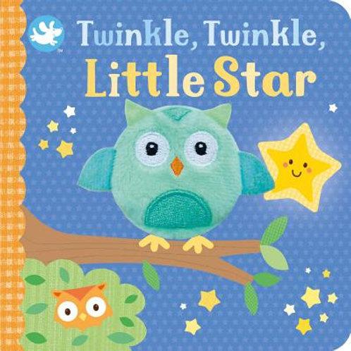 Finger Puppet Book - Twinkle Twinkle