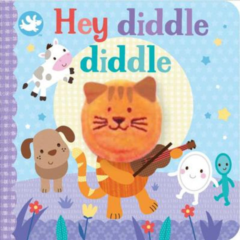 Finger Puppet Book - Hey Diddle