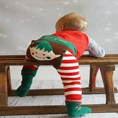 B and R Elf Leggings and Socks