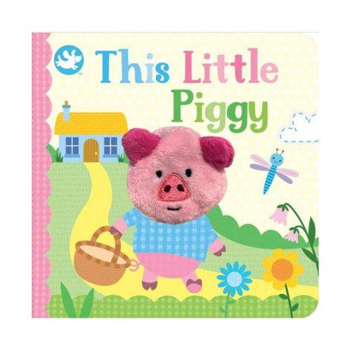 Finger Puppet Book - Little Piggy