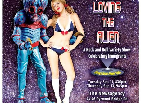 The Anna Copa Cabanna Show at Sydney Fringe