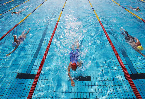 Swimming Pool History Accrington
