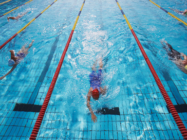 Why Swimming is My Positive Addiction