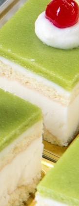 Triestina-sfoglia pistacchio-ricotta