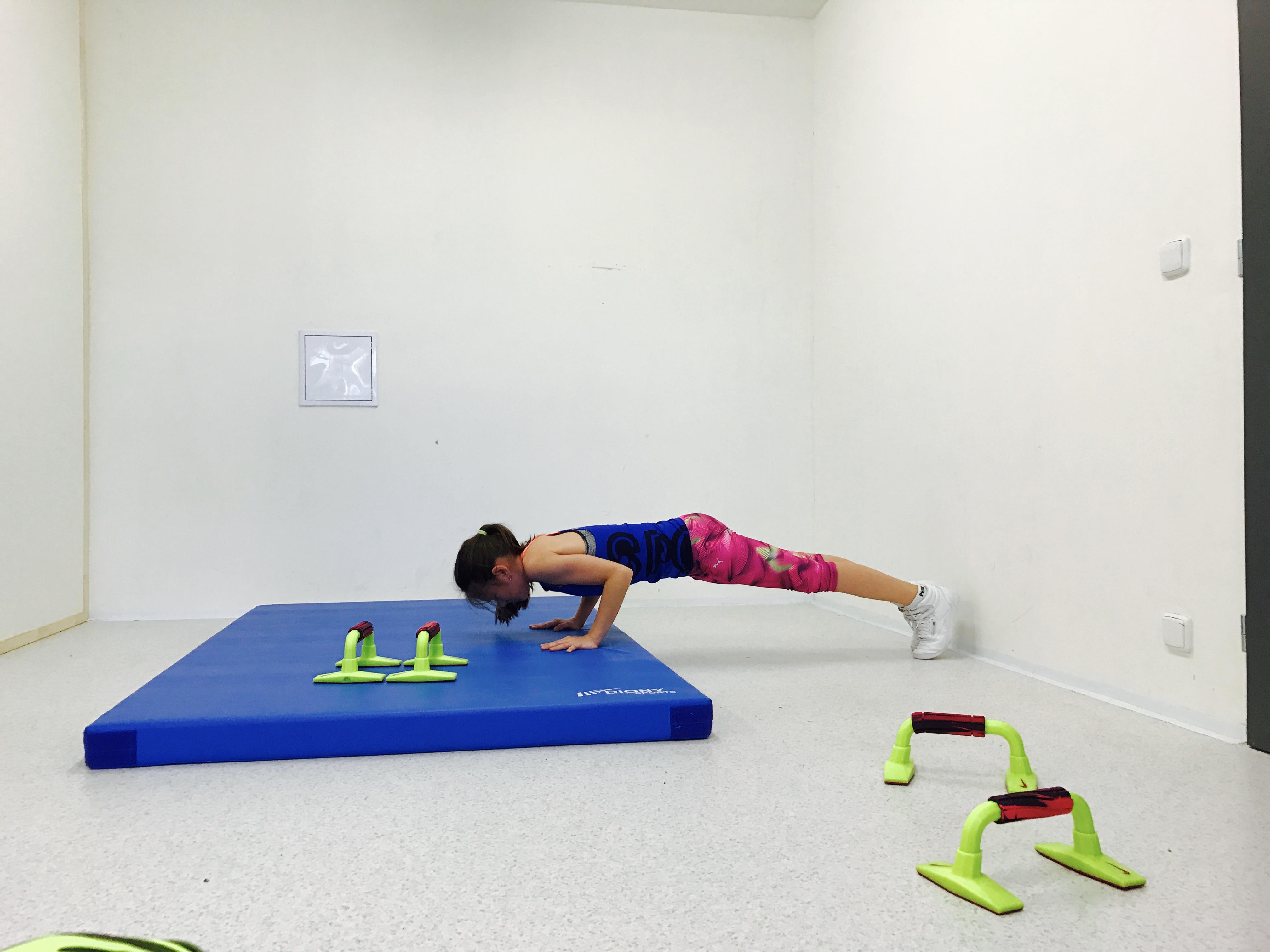 trénink je základ