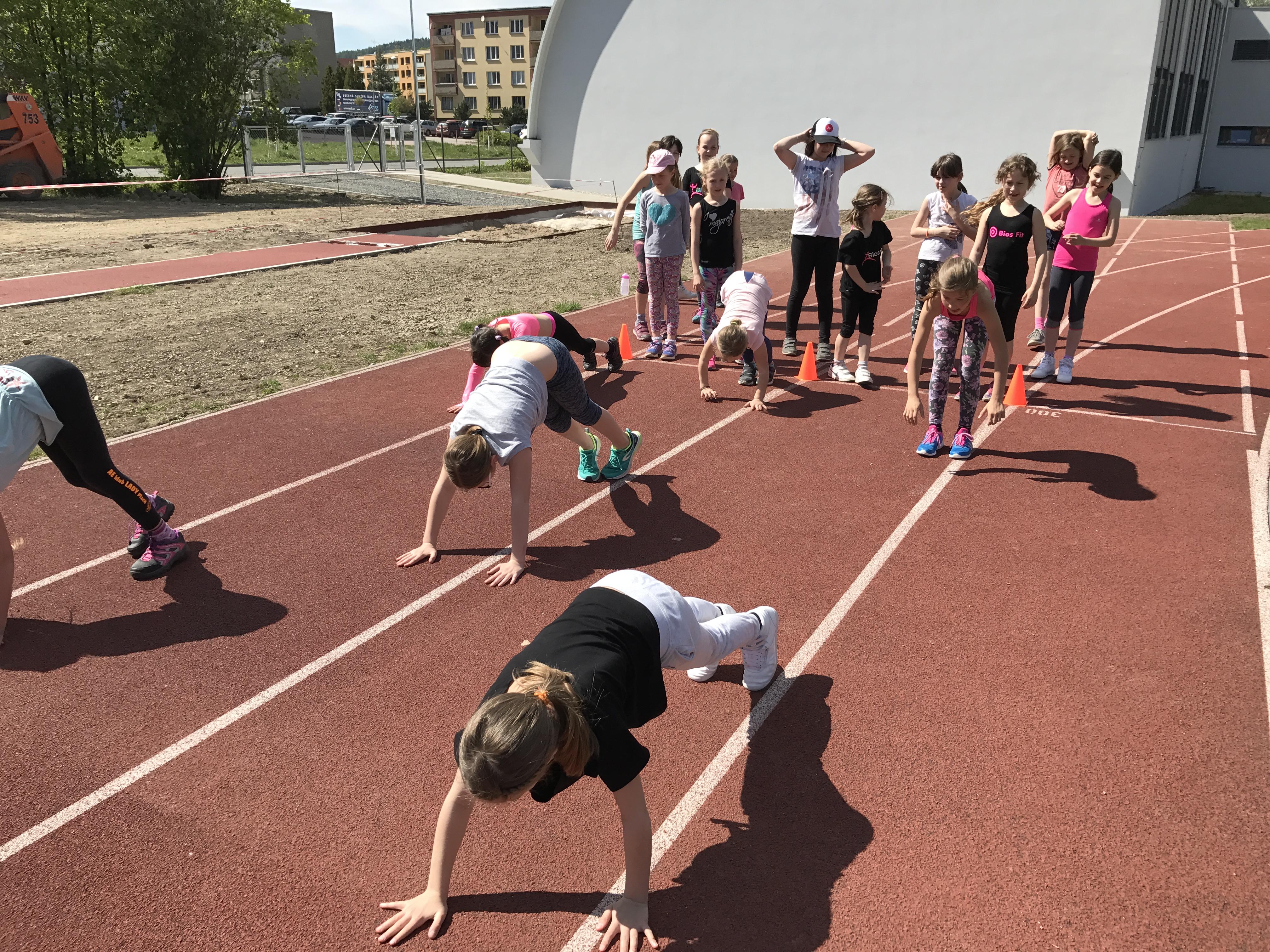 trénink je hra