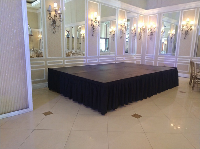 Portable Stage 8' x 16' (2' High)