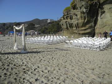 Resin White Chair
