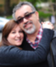 Clarindo and Patricia Almeida