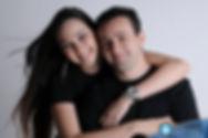 Rafael and Natália Almeida