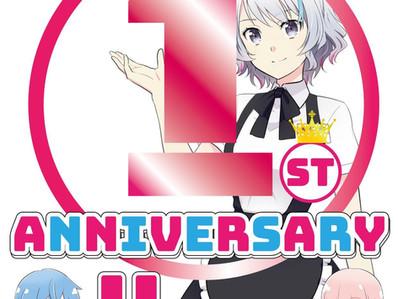 祝!KUKURI1周年イベント!