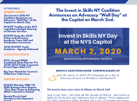 Workforce Buzz | Issue 3 | February 3, 2020