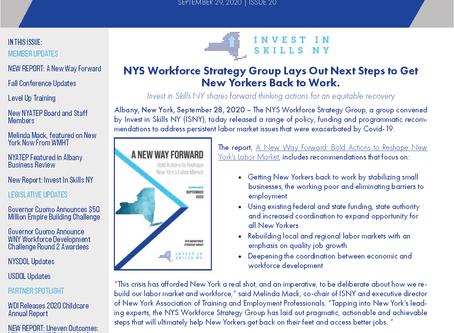 Workforce Buzz | Issue 20 | September 29, 2020