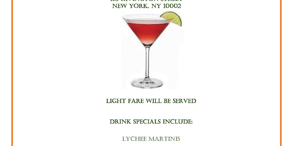 NYC Wine Down Happy Hour Networking Event