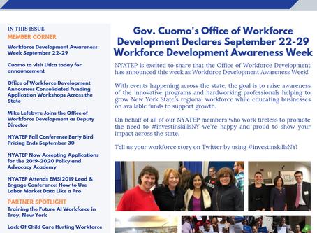 Workforce Buzz | Issue 20 | September 23, 2019