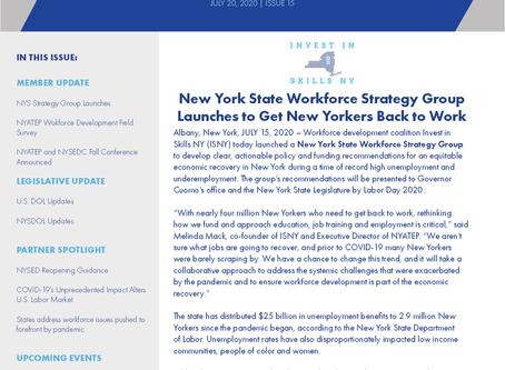 Workforce Buzz | Issue 15 | July 20, 2020