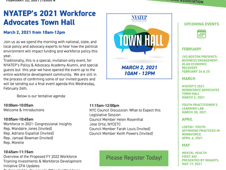 Workforce Buzz Issue 4 | February 22, 2021