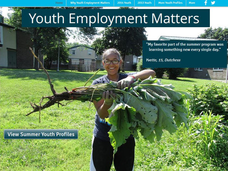 NYATEP Launches the 2015 Summer Youth Employment Site