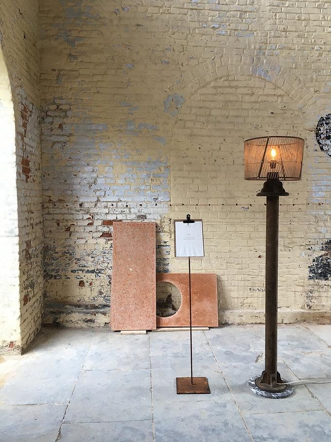 BF-lamp uit recuperatiemateriaal 02_Isab