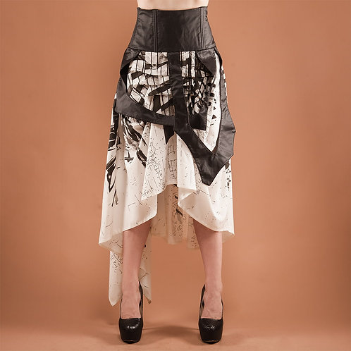 Armour Skirt by GUZUNDSTRAUS