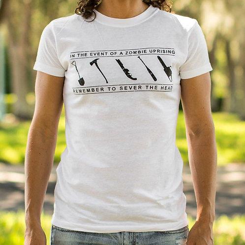 Zombie Uprising T-Shirt (Ladies)