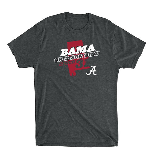 Official NCAA Alabama Roll Tide - State Pride