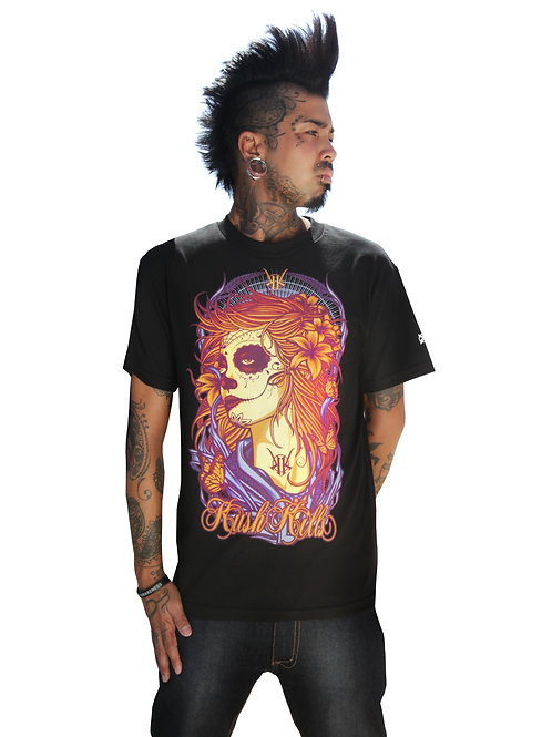 Lady Desire Mens T-Shirt