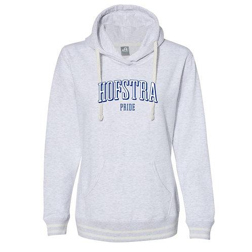 Official NCAA Hofstra University  Women's Hooded Pullover Sweatshirt   Edges
