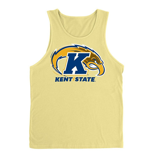 Official NCAA Kent State University Golden Flashes - RYLKST06 Premium Tank Top