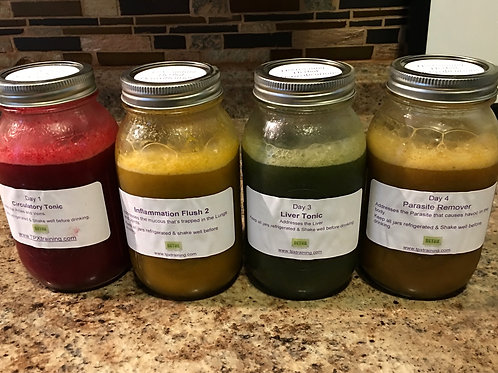 Better Tasting 7 Day Detoxification