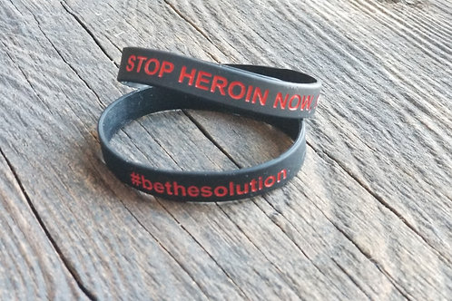 SHN Wristband - Adult and Youth Sizes