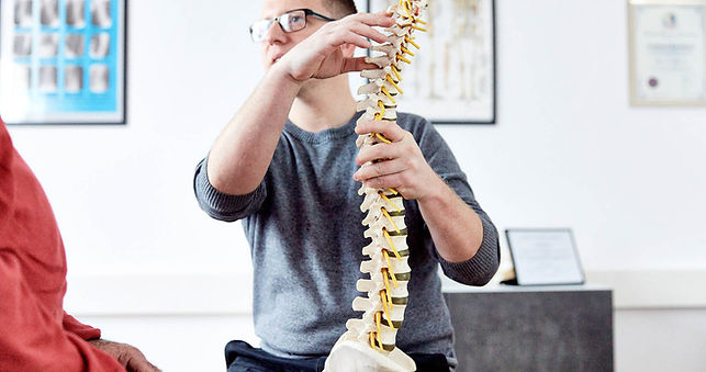Chiropraktik - Structural Chiropractic Wiesbaden