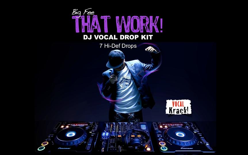 Get a DJ Drop 7 Pack Only $27