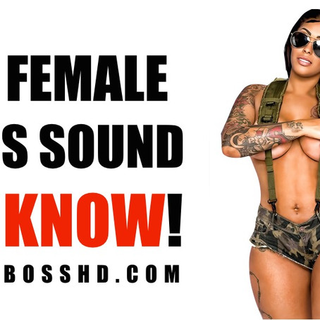 TOP 3 FEMALE DJ DROPS VOICES THAT YOU SHOULD HAVE IN YOUR VOICE TAG ARSENAL!!!