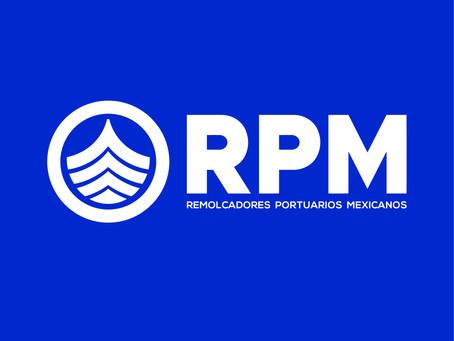 RPM se complace en apoyar a la Marina Armada de México en sus actividades portuarias
