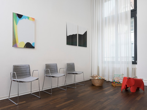 Wartezimmer Chiropraktik Winterthur