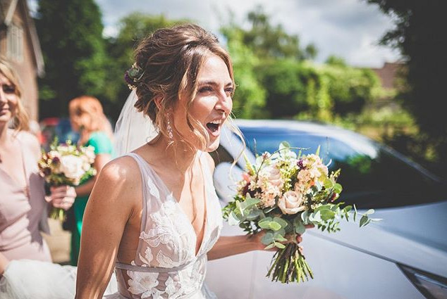 Insanely beautiful bride and party... Be